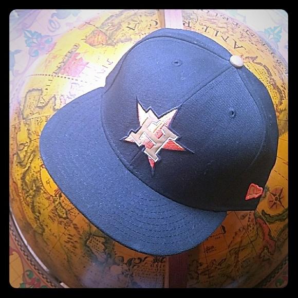 hot sale online 6068c e0881 ... hot nwot 59 50 houston astros snapback hat f2259 dbf01